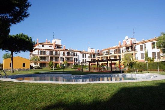 Costa Esuri, Испания: Piscinas