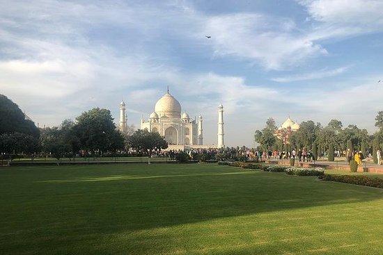 Excursion d'une journée à Agra depuis...