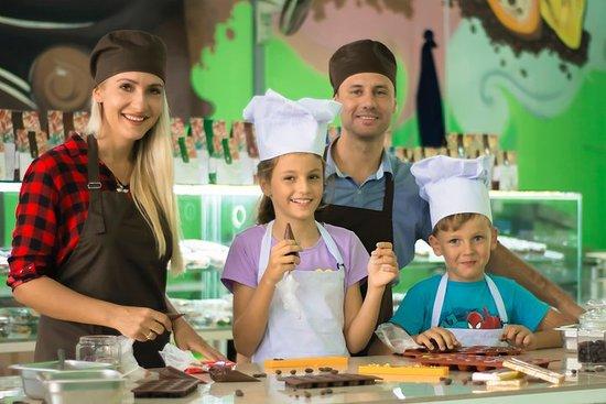 Chocoladefabriek en Cacao Garden Tour