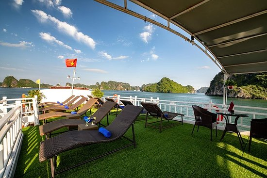 Halong Bay Excursión de 2 días y 1...