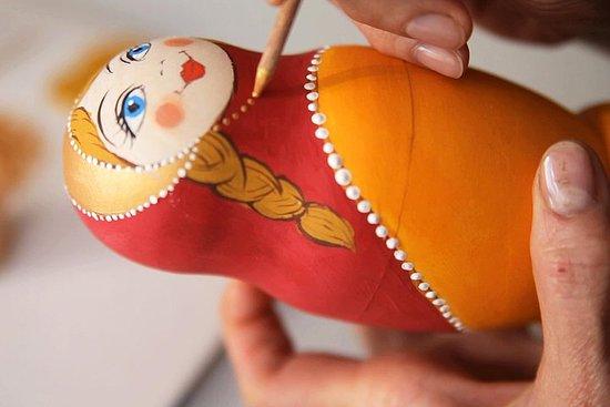 Matryoshka (Babushka doll) Master...