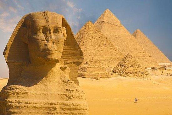 Foto Day Tour To Giza Pyramids, Memphis City, Dahshur And Sakkara Pyramids