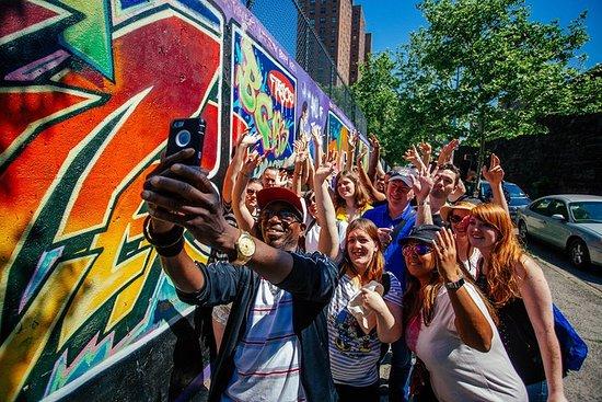 Excursão a pé de hip-hop no Harlem