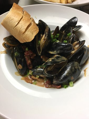 New Winter Menu starts Tuesday 1/7/2020 !  Yes, you asked for it, Mussels will be back!