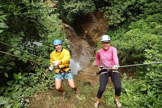 Pure Trek Canyoning and Waterfall...