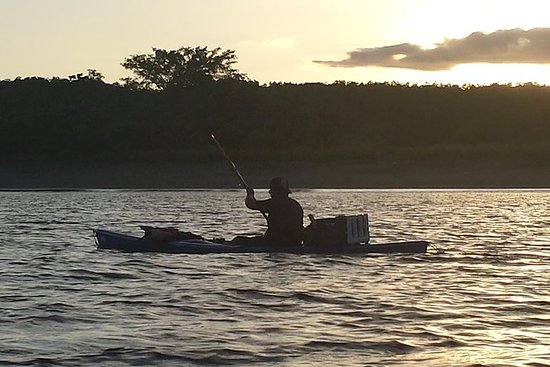 Bio-Luminescence and Sunset Kayak Tour