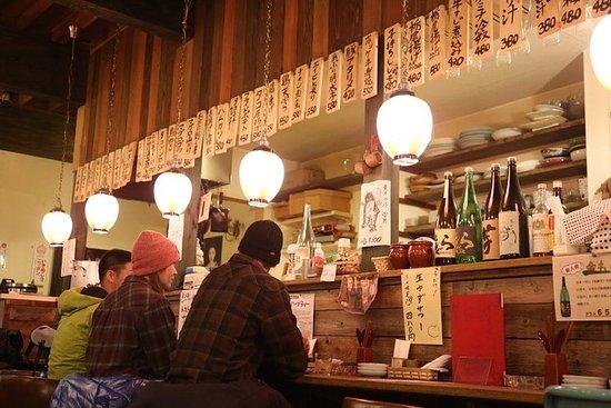 Izakaya Hopping Tour i Tokamachi, Niigata (30 min. Echigo-Yuzawa)