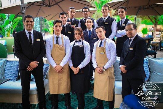 Las Terrazas De Andalucia Marrakech Restaurant Reviews