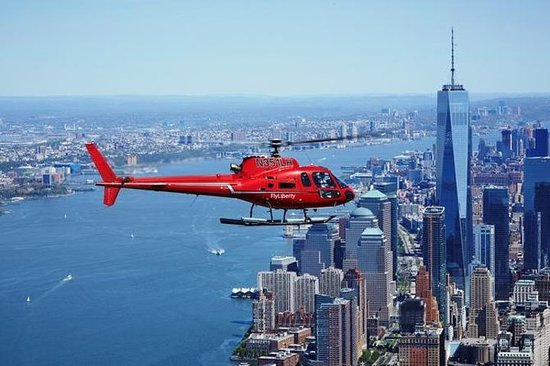 Vuelo panorámico en helicóptero por...