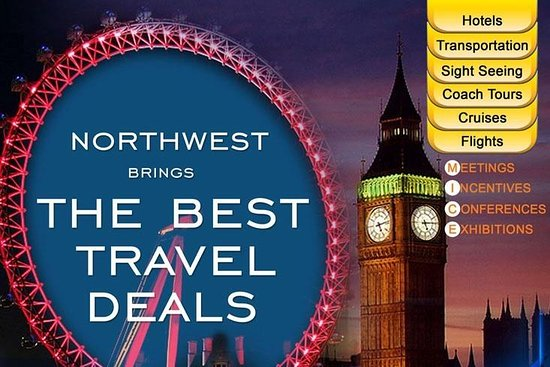 ‪Northwest Travels (U.K.) Ltd‬