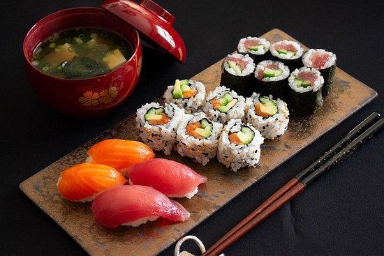 Soyez un SUSHI MASTER et cuisinez de la soupe miso