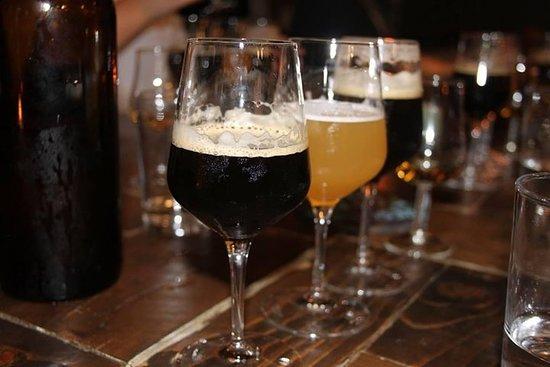 A excursão da cerveja de Oslo toda...