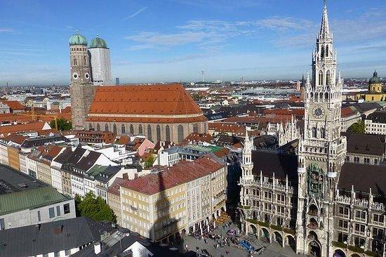 Munich como un local: recorrido...