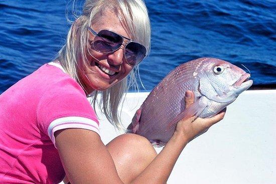 Foto de Medio día de pesca en el arrecife desde Albufeira