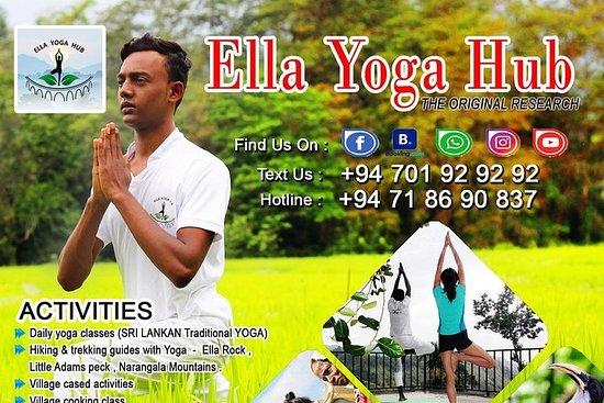 Le yoga sri lankais cherche à...