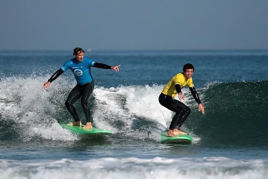 Basque Country Surfing Class from Saint Jean de Luz