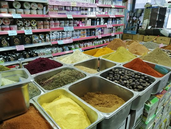 Peace Paradise For Spices