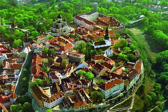 Excursão terrestre em Tallinn...