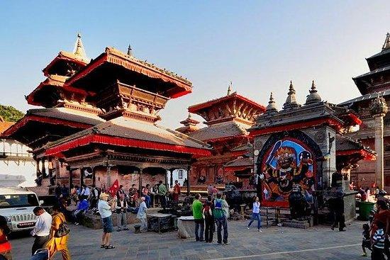 Golden Triangle of Kathmandu, privat...