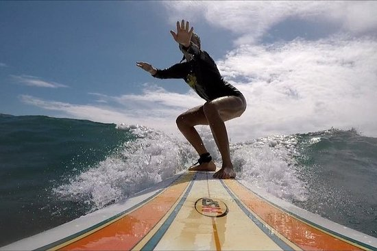 Montezuma Surfing Adventure med Young Vision Surf School Lokal stil