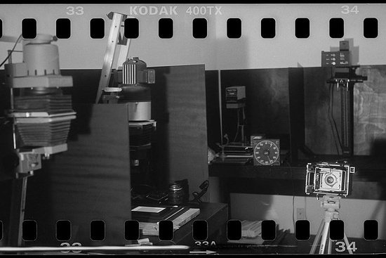 Black & White Film Photography Workshop: The Complete Process Resmi