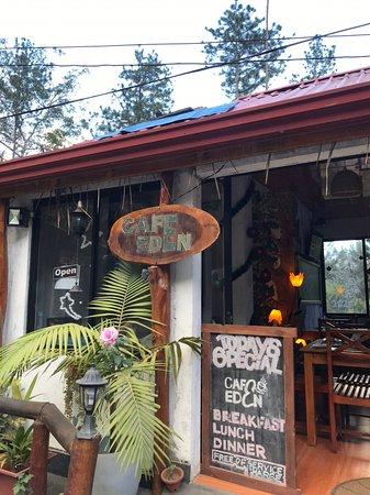 Eden Cafe Ella