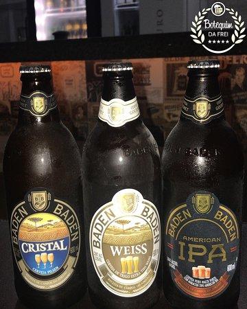 Você já experimentou Baden Baden?!  . Venha provar essa cerveja artesanal! 😍🍺