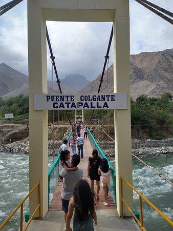 Puente remodelado