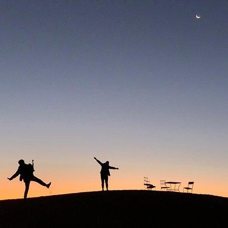 Μερζούγκα, Μαρόκο: Luxurycampchebbi welcome all over the world to see the beautiful century