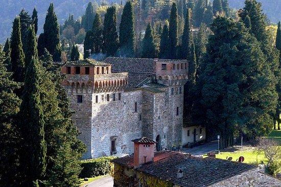 Tour de cata de vinos por la Toscana...
