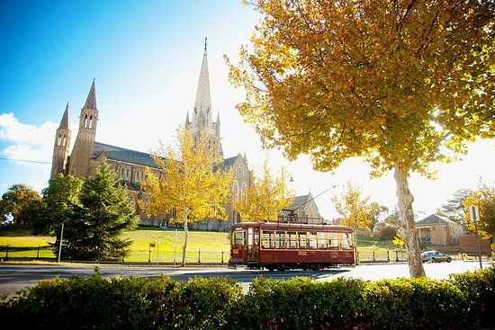 Bendigo Vintage Talking Tram Tour