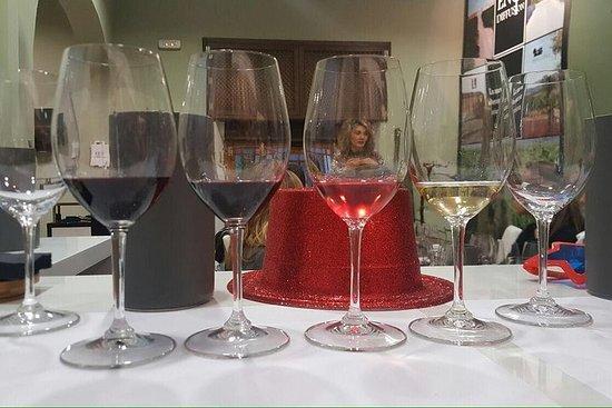 Toledo Wine Show dans le centre...