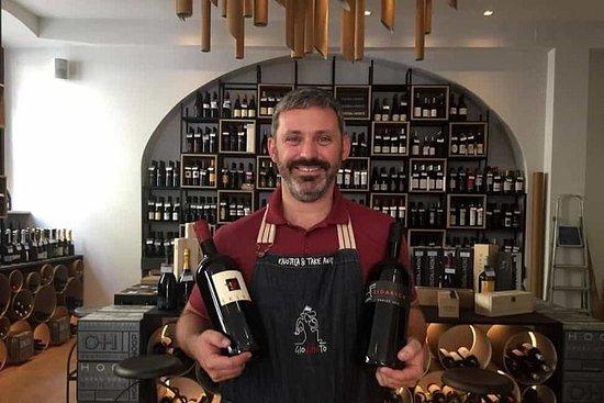 Regionale Weinprobe in Triest