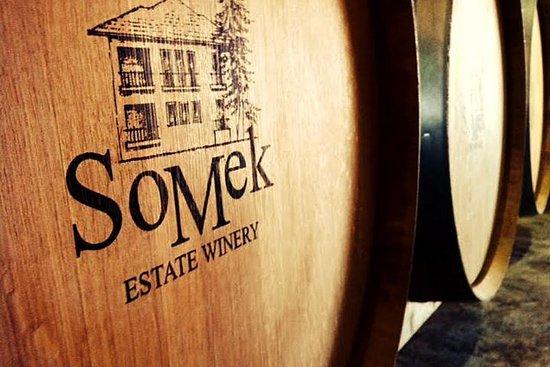 Skip the Line: Somek Winery Tour and Wine Tastings Ticket
