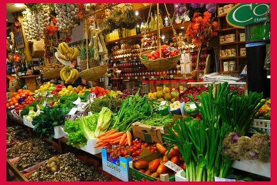 Lokale Markttour und kulinarische...