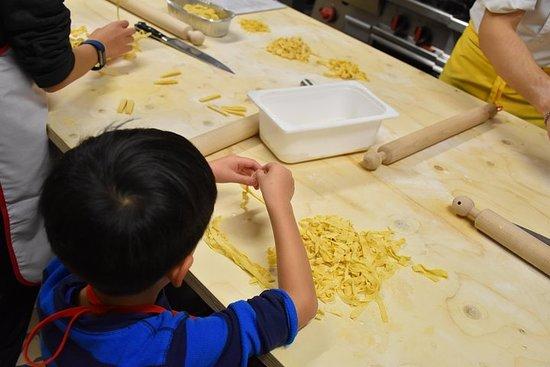 TastyCook: Pasta-Kochkurs für kleine...