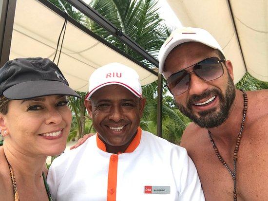 Férias maravilhosa em Punta Cana no Hotel Riu República