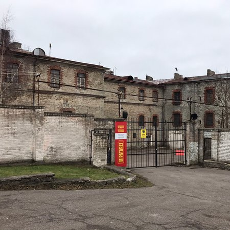 "Patarei Prison Exhibition ""Communism is Prison"""