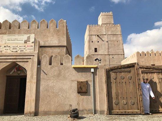 الكامل والوافي, عمان: our guide