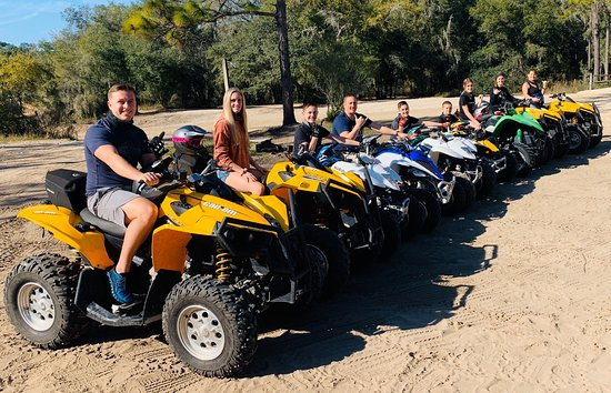 Croom ATV Rental