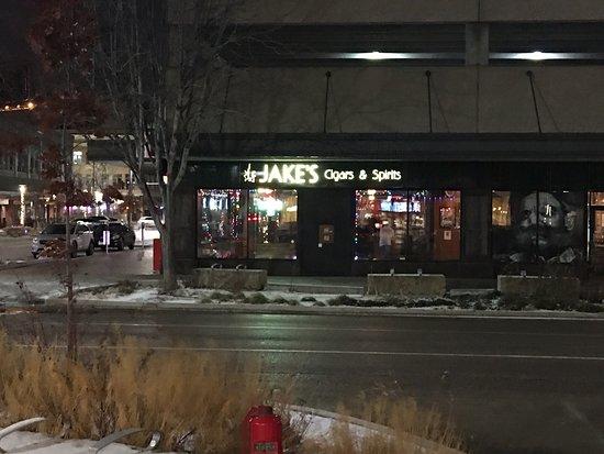 Jake's Cigars and Spirits