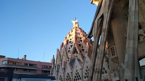 Sagrada Familia, RS: Particolare
