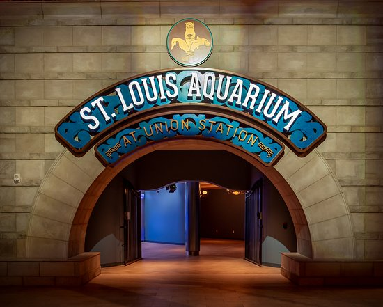 St. Louis Aquarium at Union Station