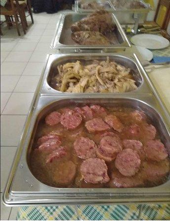 Gran bollito misto alla piemontese a buffet