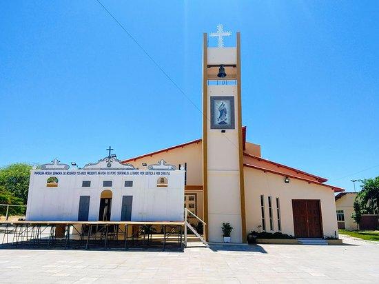 Paróquia Nossa Senhora do Rosário - Remanso/BA