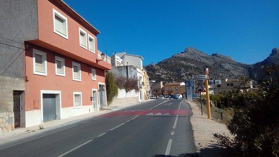 Rafol de Almunia, Spain: Calle de Ráfol de Almunia