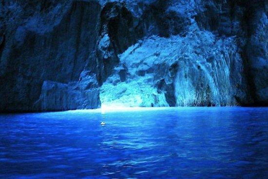 Privé, Blue Cave-tour vanuit Split