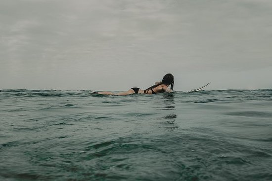 Leçon de surf sur Tybee Island
