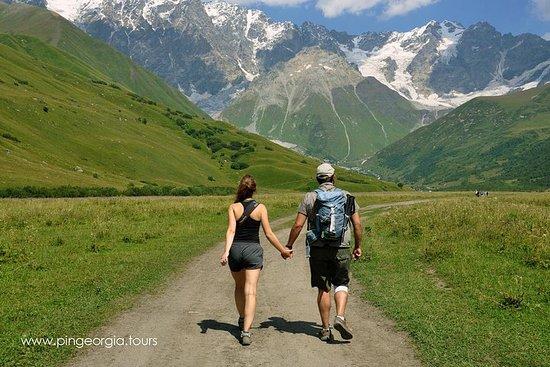 Randonnée de 4 jours à Svaneti