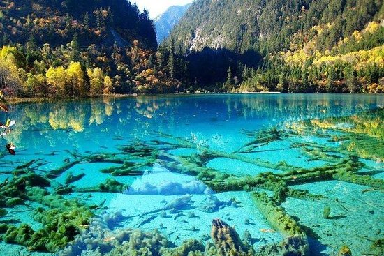 Private 3-Day Jiuzhaigou and Huanglong National Parks Tour Combo...